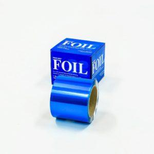 Premium Blue Coloured Foil 100mm x 225m