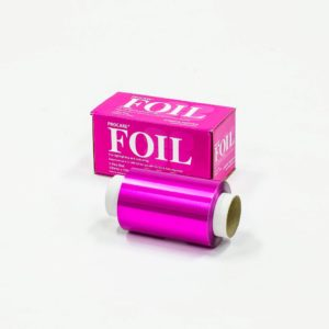 Premium Pink Coloured Foil 100mm x 100m